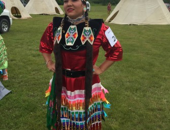 Jingle Dress Dancer: Cheyenne Isaac