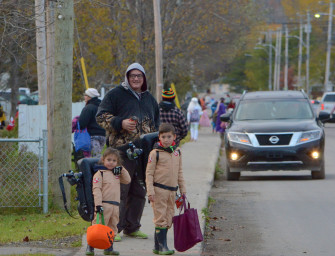 Halloween in Listuguj