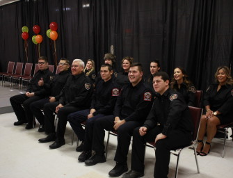 Fire Fighters graduate from first course in 15 years