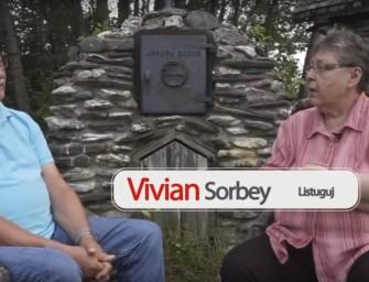 Etlagnutmamg with Vivian Sorbey