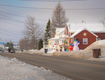 Christmas in Listuguj